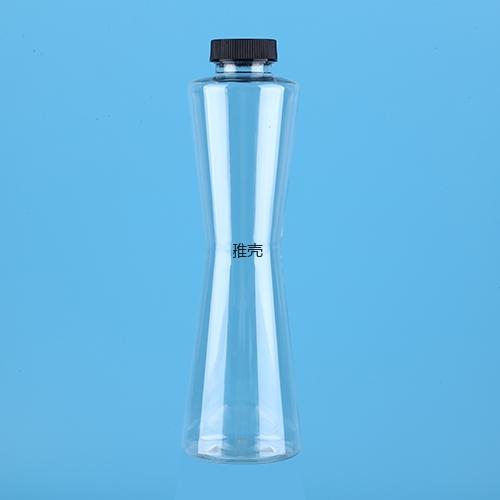 沙漏型PET果汁瓶